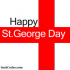 St George's Day in Shrewsbury 2014