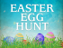 Charity Easter Egg Hunt
