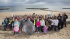 M&S Big Beach Clean Up at Whitley Sands