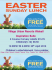 Easter Sunday Lunch @ Village Hotel