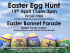 Easter Egg Hunt in Evesham