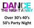 EPSOM  Over 30s 40s & 50s PARTY for Singles & Couples