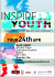 Inspire YOUth careers day and live showcase