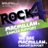Rock 4 Macmillan in Shrewsbury