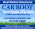 Car Boot Sale Windsor Racecourse