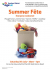 Summer Fete in aid of Age UK Horsham District