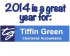 Happy 64th Anniversary Tiffin Green
