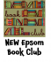 NEW Epsom Book Club #epsom #readbooks #bookclubs