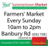 Summertown Farmers' Market in Oxford
