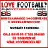 6aside Men's Football In Borehamwood @ Borehamwood Football Club