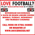 6ASide Men's Football in Rotherham @ Wath Comprehensive School