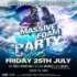 Lumination Presents UV Foam Party