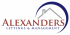 Welcome to Alexanders Lettings