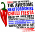 The Awesome Hertfordshire Chilli Fiesta 2014