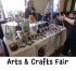Arts & Crafts Fair at Bourne Hall Ewell @epsomewellbc @artsandcrafts