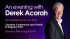 An Evening with Derek Acorah