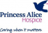 Tandem Skydive In Aid Of Princess Alice Hospice