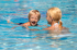 Making a Splash! 4 Tips for Teaching Your Child to Swim