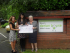 Alliance learning raise £123 for Bolton Hospice and Derian House
