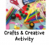 Children's creative activity at Tattenhams Library  @surreylibraries