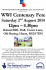 WW1 Centenary Fete