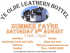 Summer Fayre @ Ye Olde Leathern Bottel