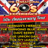 The Sensational 60's Experience - 50th Anniversary Tour. Host: Alan Mosca