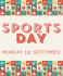Best of British Sports Day - 1st September 2014 - Huntingdon Racecourse!