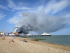 Fire on Eastbourne Pier update