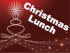 Christmas Lunch at Warley Park Golf Club, Brentwood