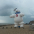 If you go down to the beach today... Mr Stay Puff at Airbourne!