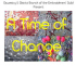 'A Time of Change' - stunning new exhibition