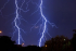 Thunderstorms & Lightning (very very frightening) - what to do when they are happening.