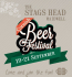 Cornish Beer Festival at The Stags Head.