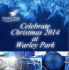 Christmas and New Year at Warley Park