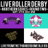 Live Roller Derby! Rainy City Roller Girls vs Middlesbrough Milk Rollers