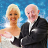 Paul Daniels and Debbie McGee at the Harlington