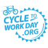 Are you cycling to work tomorrow?