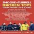 Funk n Soul Club with Smoove & Turrell Full Live Band and special guests