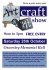 Art, Craft & Gift Show - Something Special