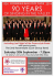 Rossendale Male Voice Choir Performance