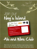The New Nag's Head Ale and Wine Club Card!