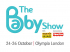 SAVE OVER 40% OFF THE BABY SHOW TICKETS