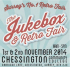 Annual Chessington Jukebox and Retro Fair @jukeboxandretro