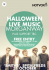 SMITHS, Spitalfields FREE Halloween Event Featuring Morganway