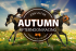 Autumn Afternoon Horse Racing