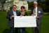 """East Devon Business Club lunch and Jo Strachan raise £1500 for Hospiscare"""