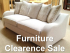Furniture Sale Month at The Furniture Centre.