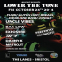 Lower The Tone Free Party!