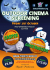 Wimbledon Outdoor Halloween Cinema Screening